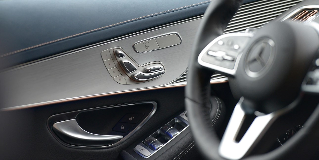 Mercedes EQC 2021 Interior