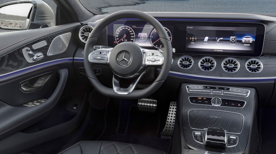 Mercedes ML 2021 Interior