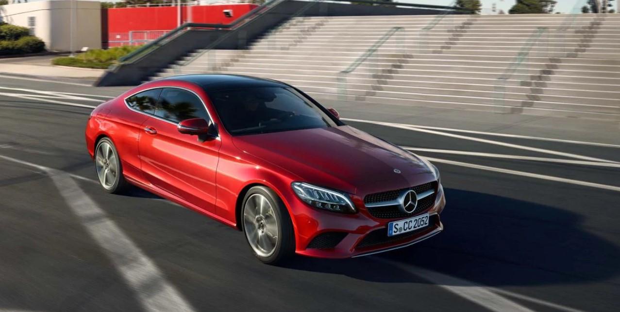 New 2021 Mercedes C Class Exterior