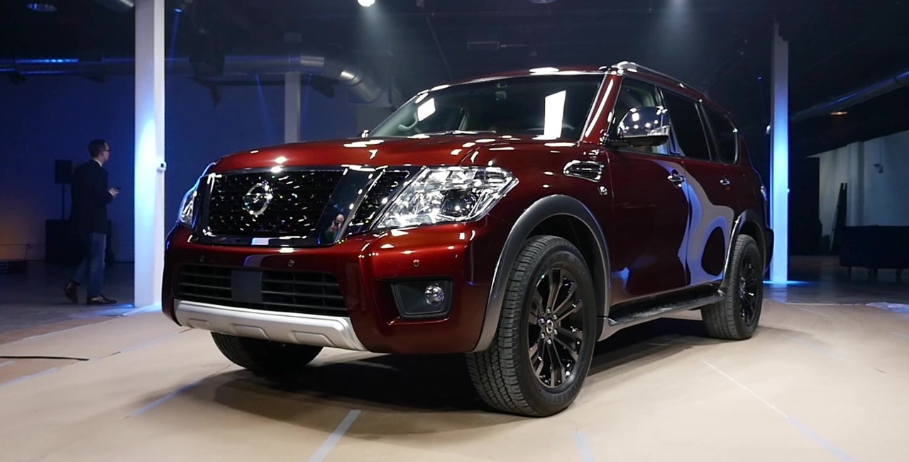 Nissan Armada 2021 Exterior