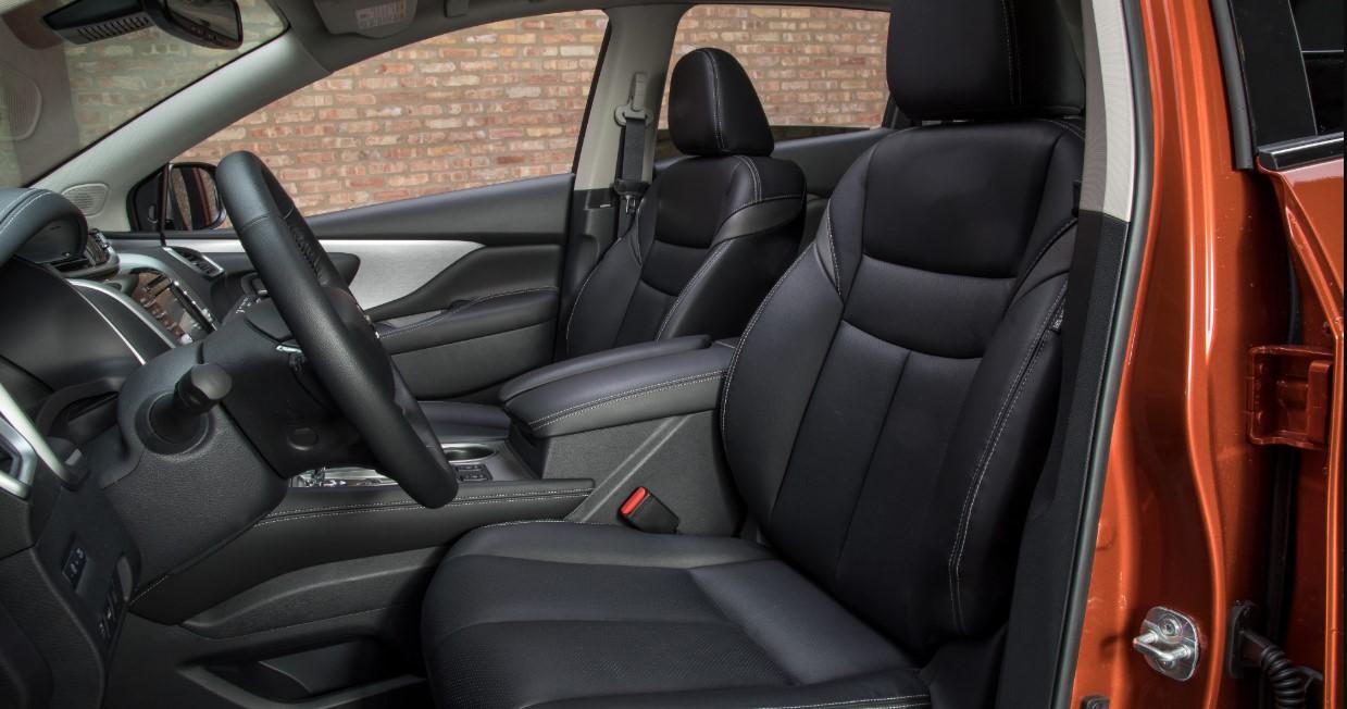 Nissan Murano 2021 Interior