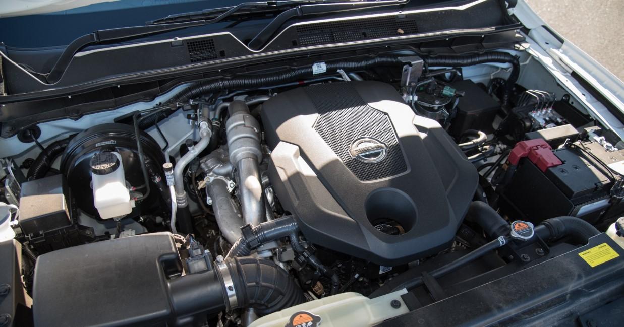 Nissan Navara 2021 Engine