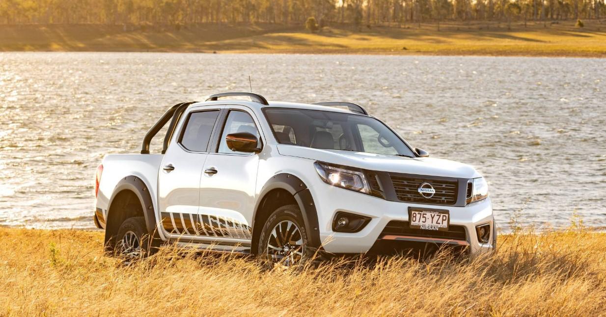 Nissan Navara 2021 Exterior