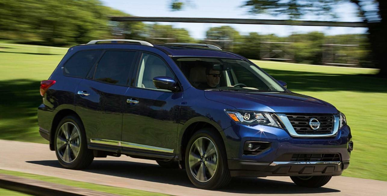 Nissan Pathfinder 2021 Exterior