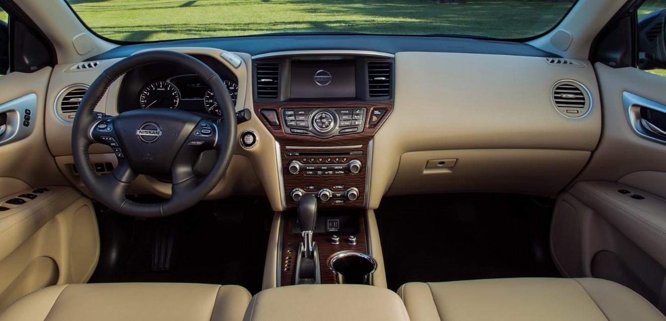 Nissan Pathfinder 2021 Interior