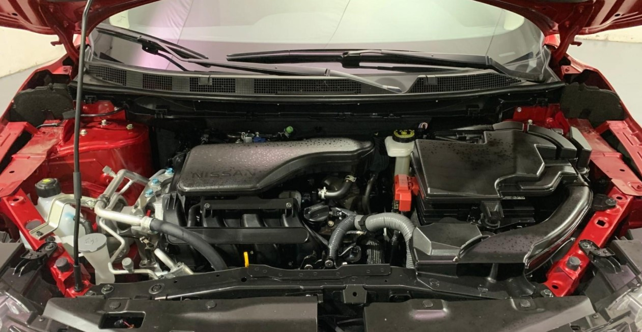 Nissan Rogue Sport 2021 Engine