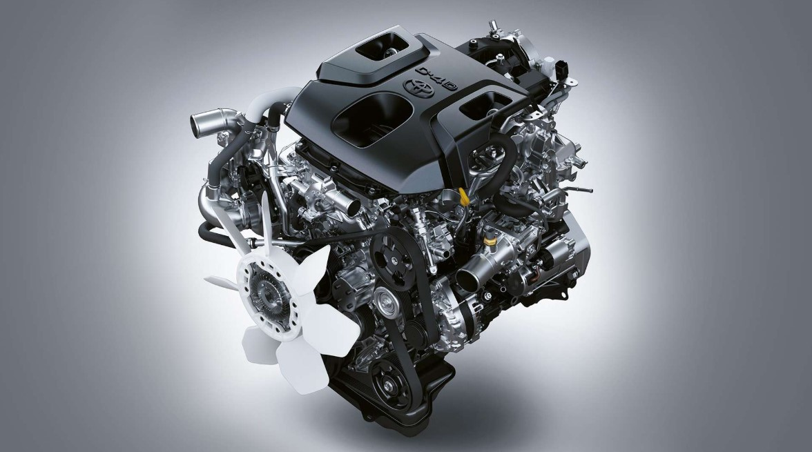 Toyota Quantum 2020 Engine