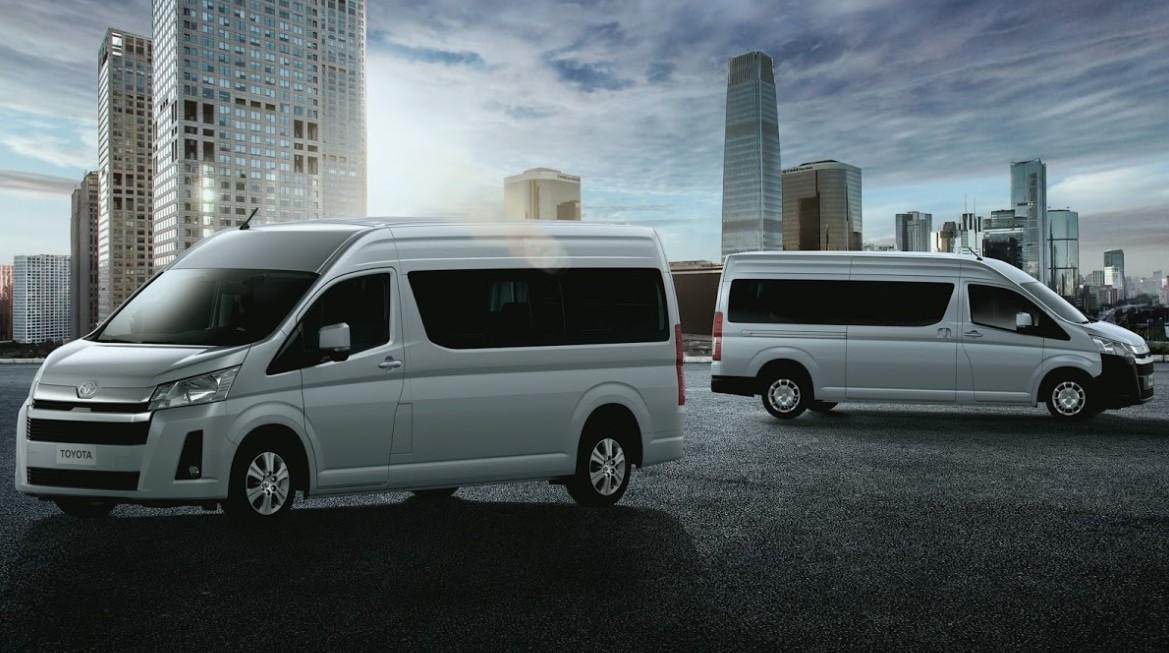 Toyota Quantum 2020 Exterior