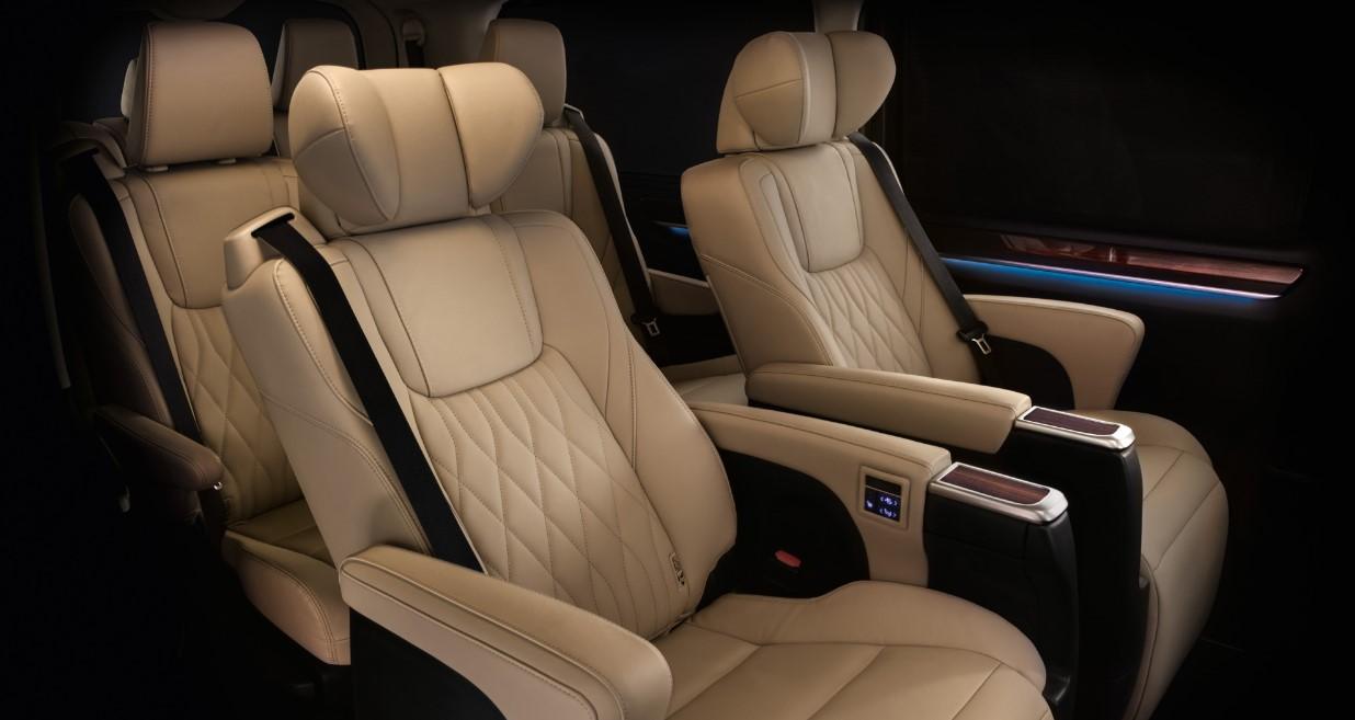 Toyota Quantum 2020 Interior
