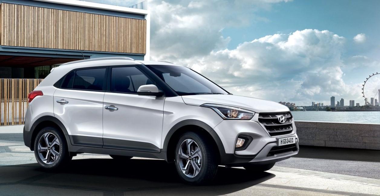 2020 Hyundai Creta Exterior