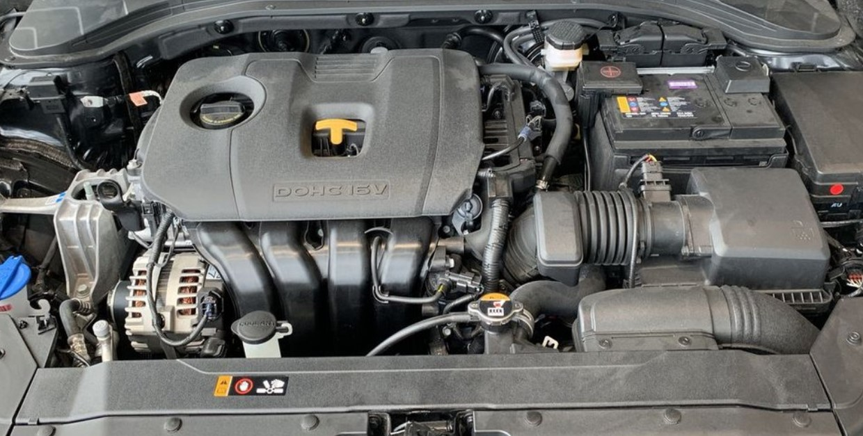 2020 Hyundai Elantra Engine