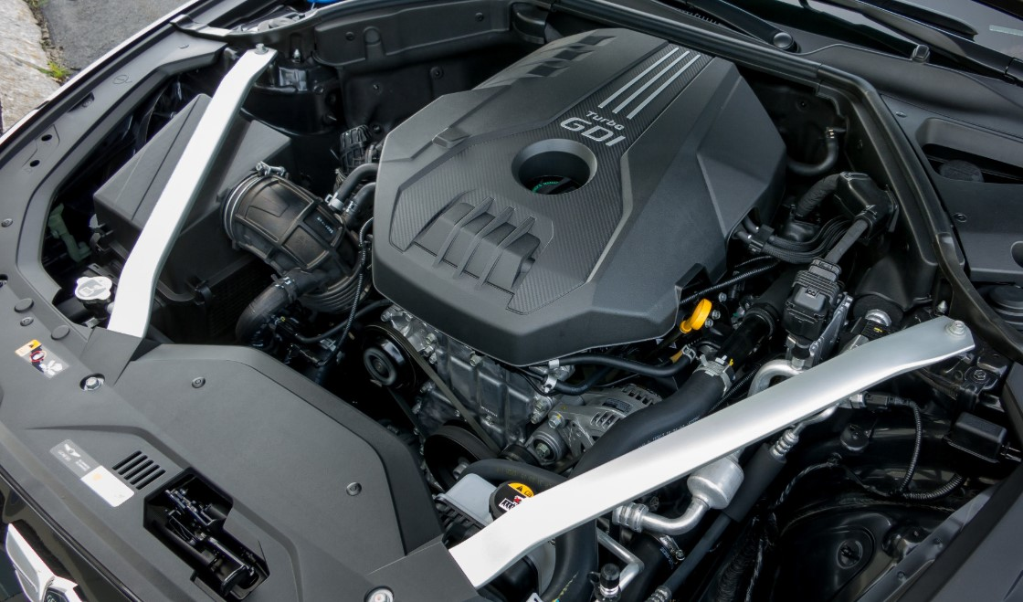 2020 Hyundai Genesis Engine