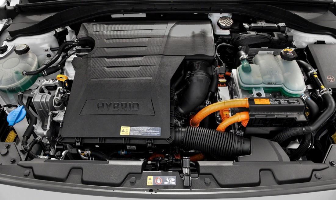 2020 Hyundai Ioniq Engine