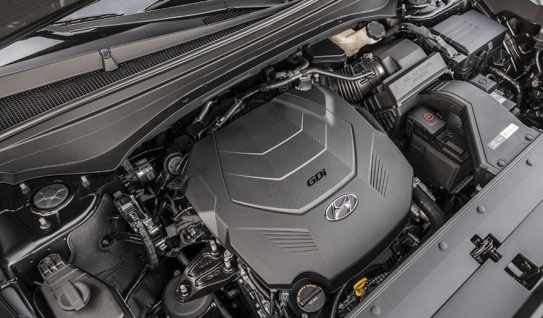 2020 Hyundai Palisade Engine