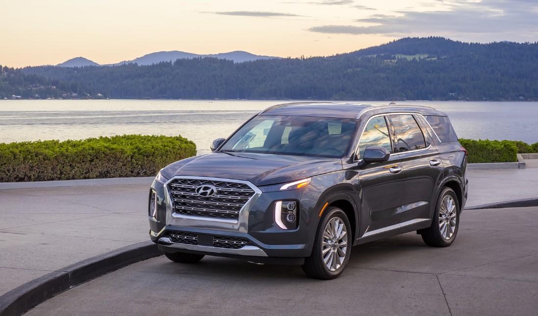 2020 Hyundai Palisade Exterior