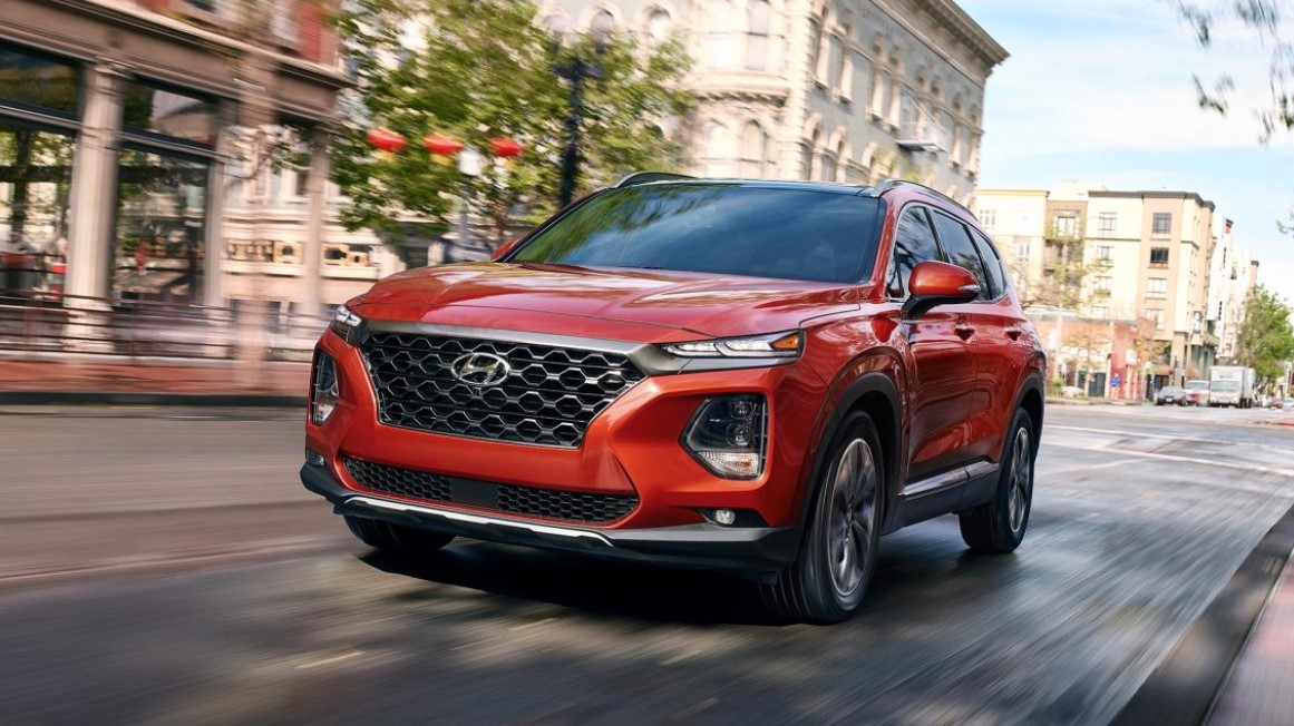 2020 Hyundai Santa FE N Exterior