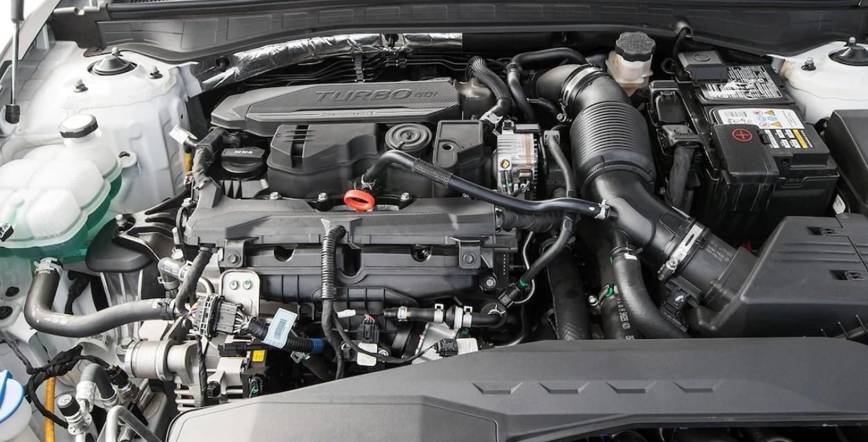 2020 Hyundai Sonata Engine
