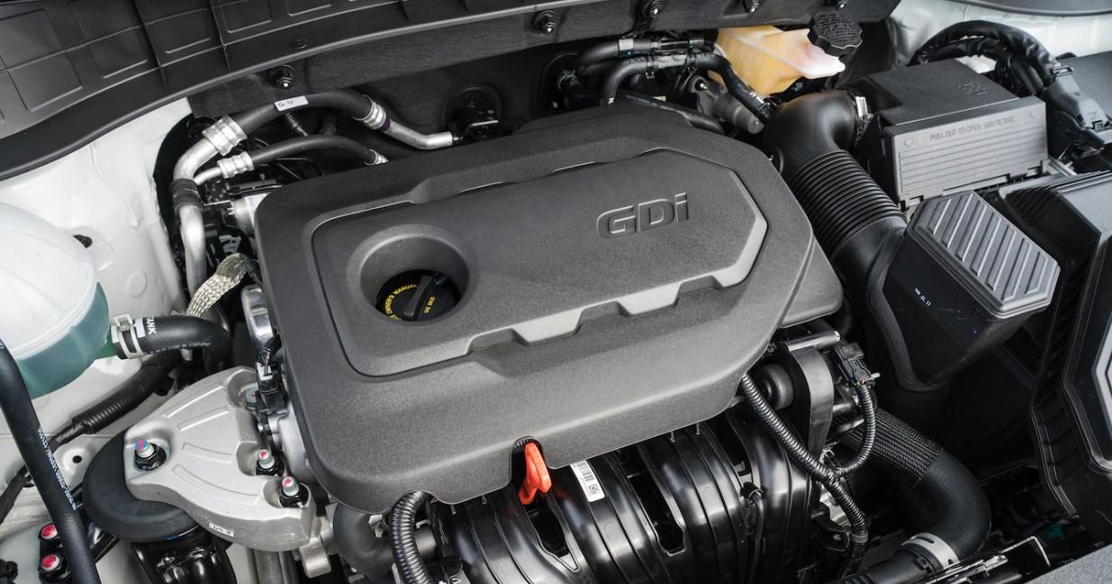 2020 Hyundai Tucson Engine