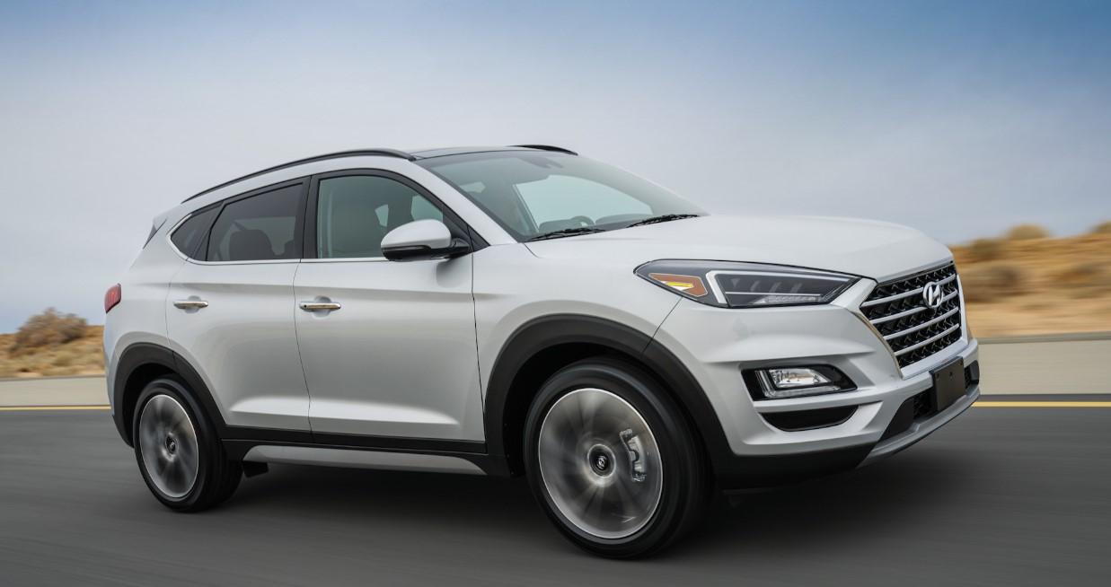 2020 Hyundai Tucson Exterior