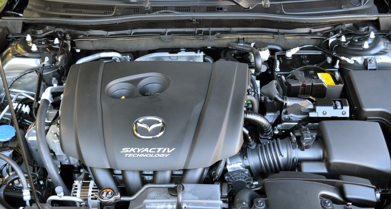 2020 Mazda 3 Engine