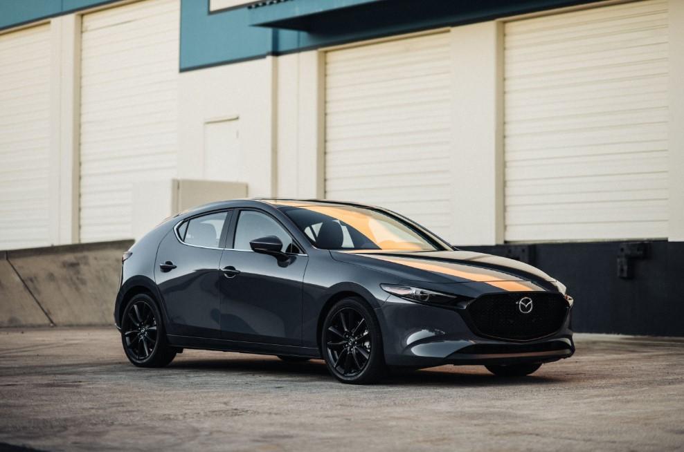 2020 Mazda 3 Hatchback Exterior