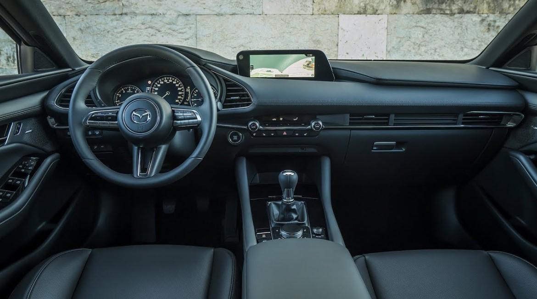 2020 Mazda 3 Hatchback Interior