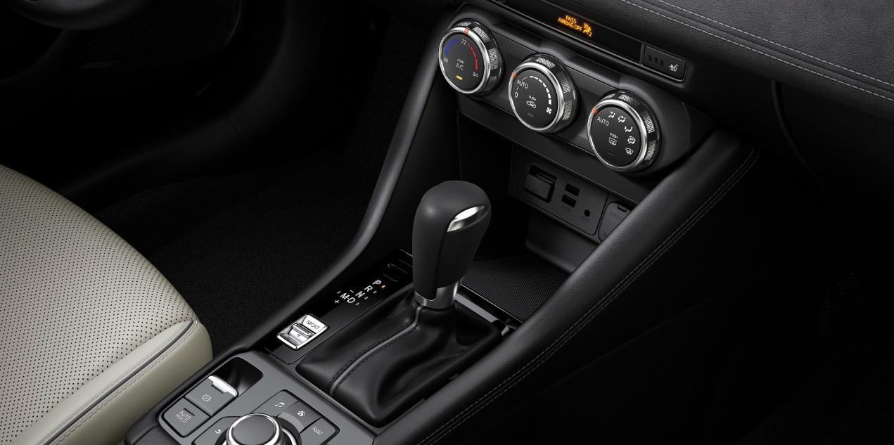 2020 Mazda 3 Interior
