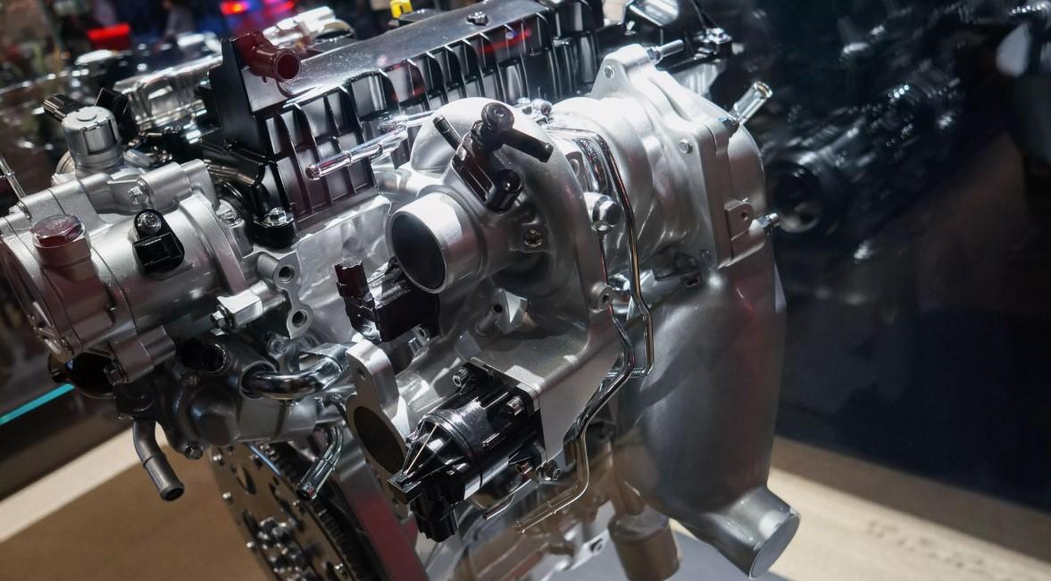 2020 Mazda 6 Engine