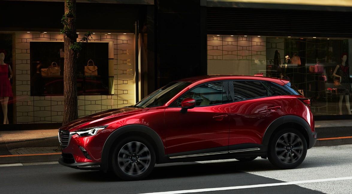 2020 Mazda CX 3 Exterior