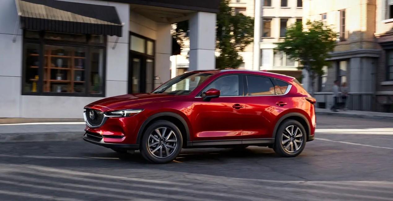 2020 Mazda CX 4 Exterior