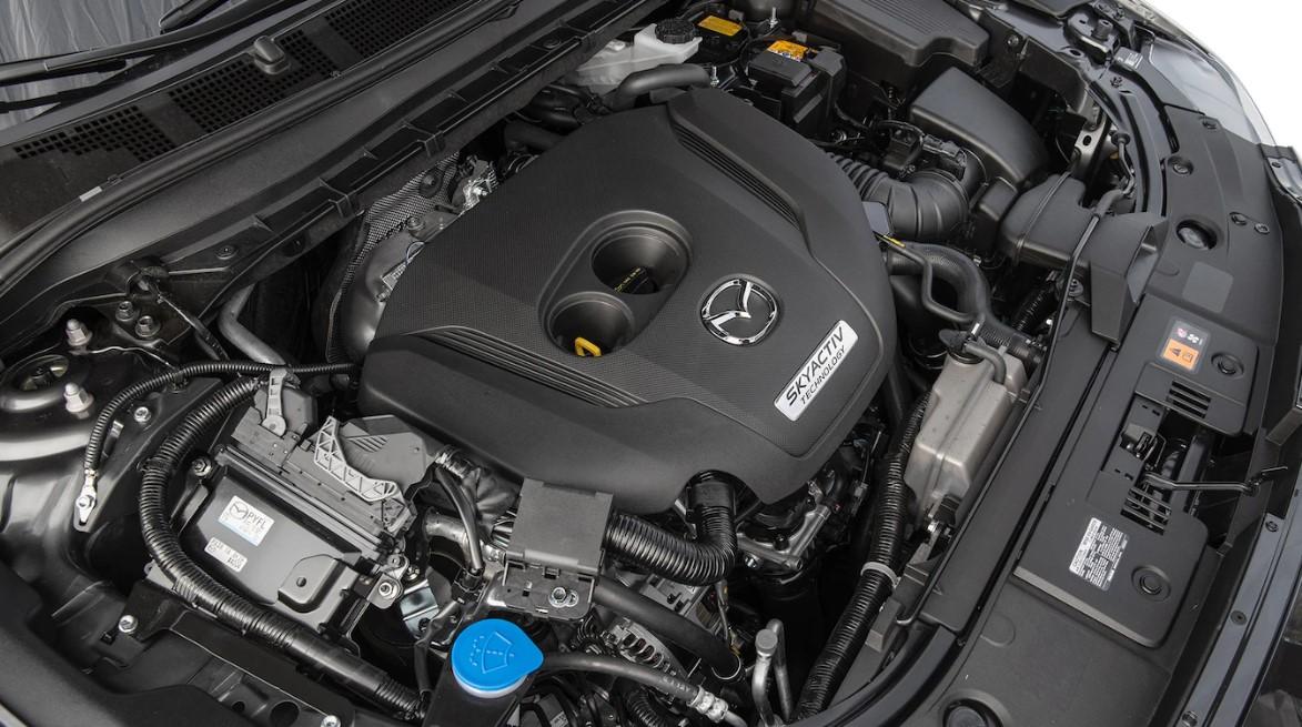 2020 Mazda CX 5 Engine