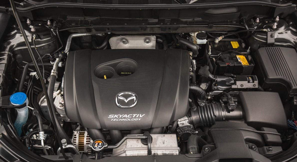 2020 Mazda CX-5 Engine