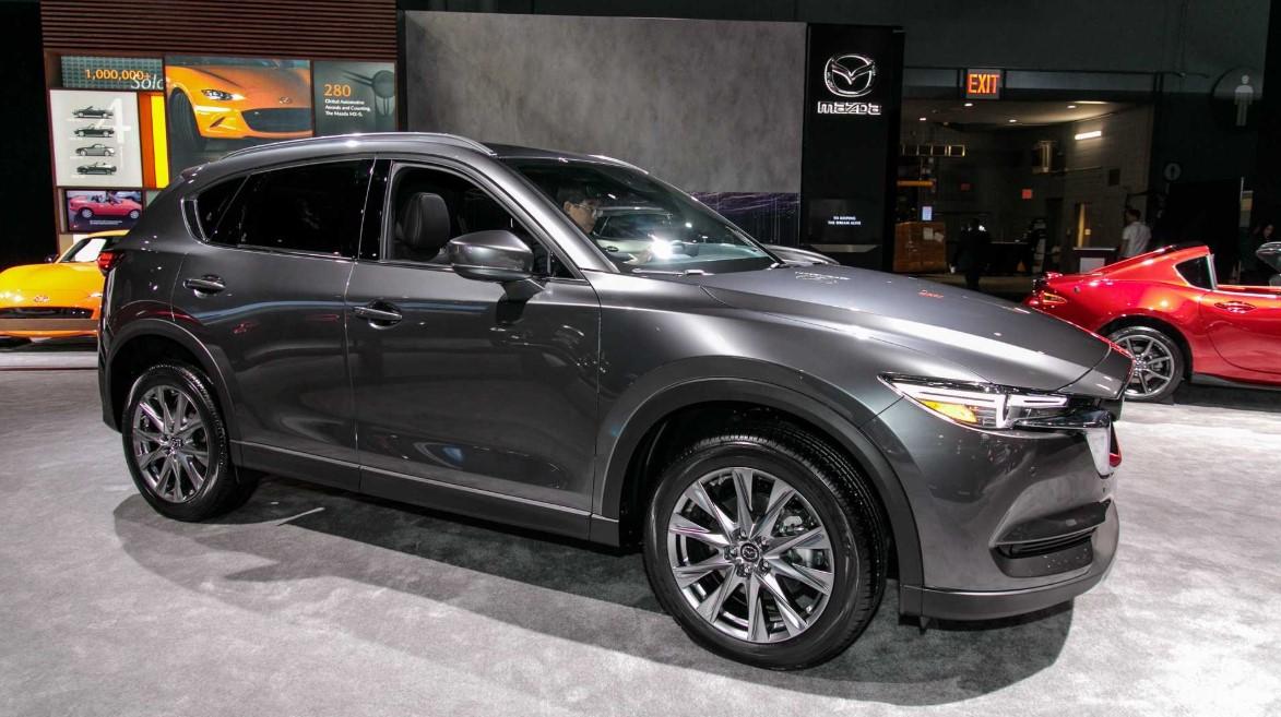 2020 Mazda CX 5 Exterior
