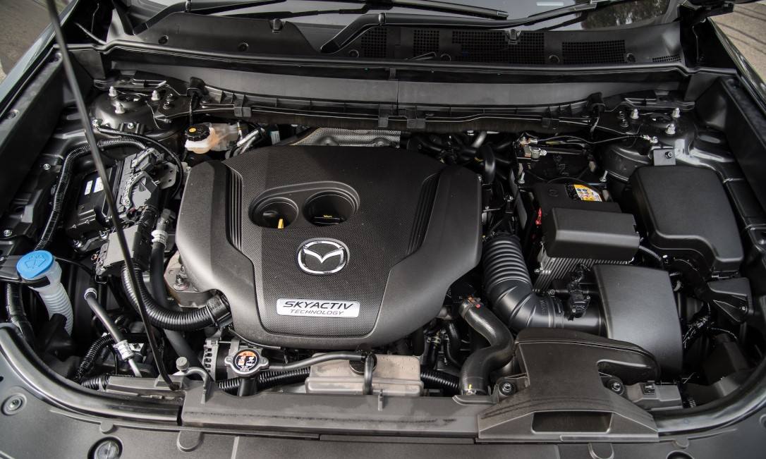 2020 Mazda CX 9 Engine