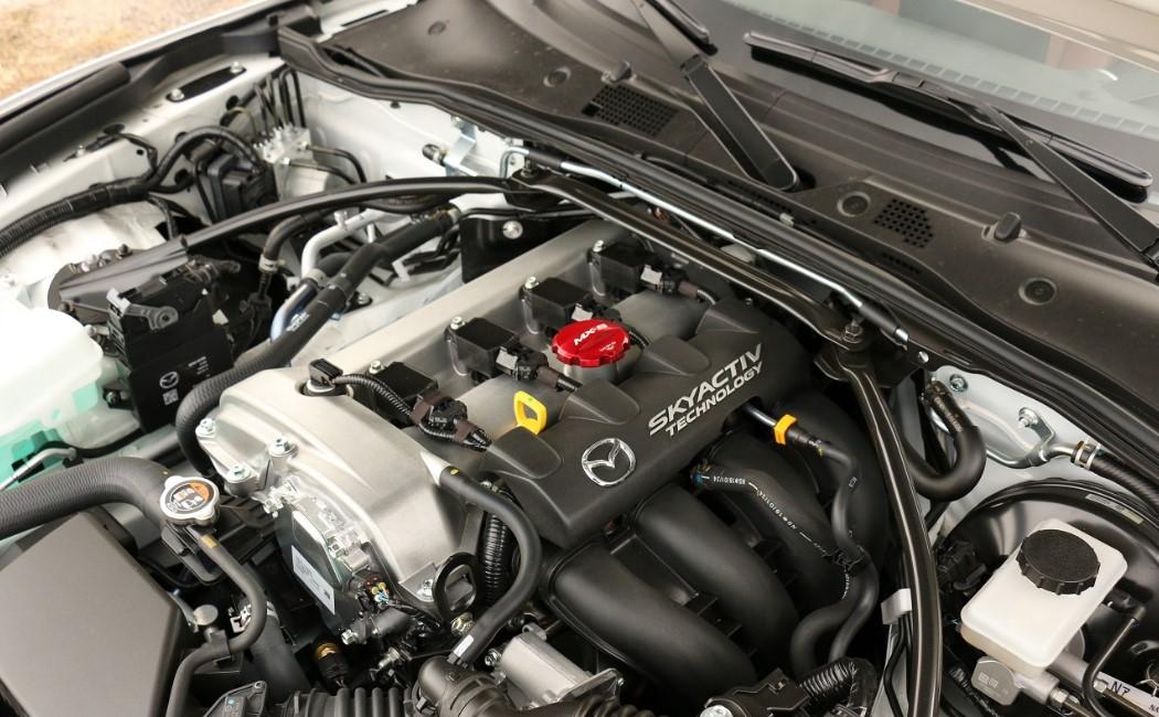 2020 Mazda MX-5 Miata Engine