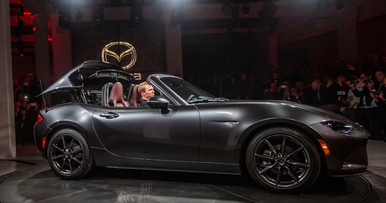 2020 Mazda MX-5 Miata Exterior