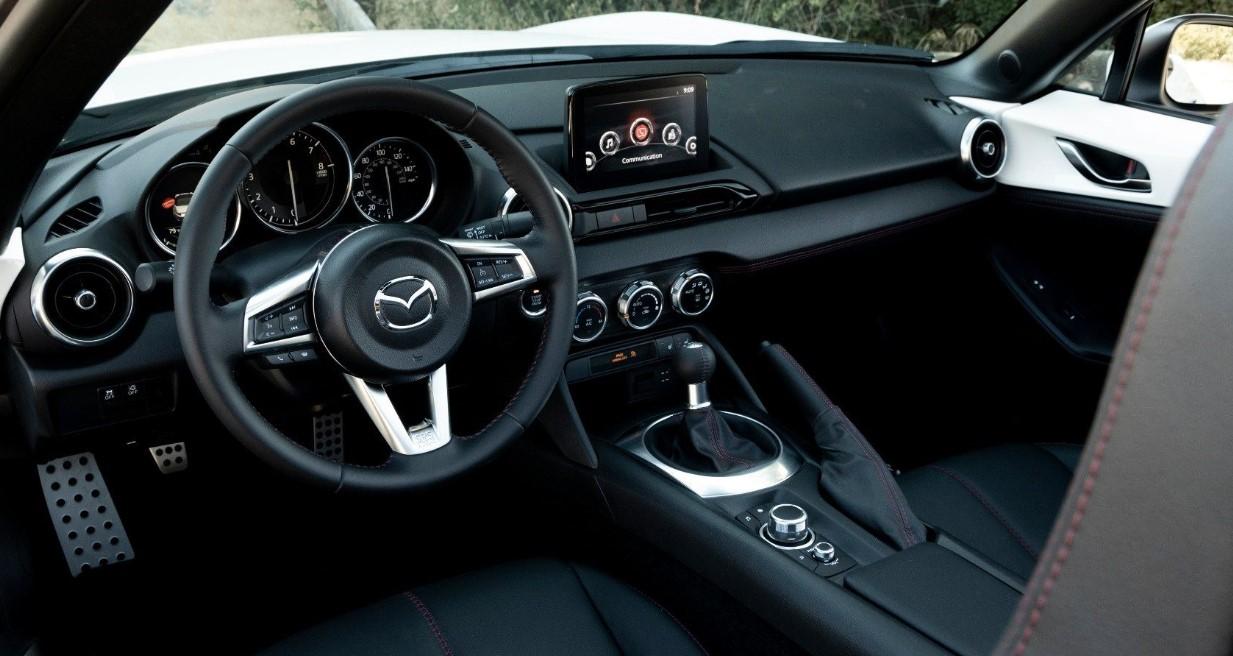 2020 Mazda MX 5 Miata Interior