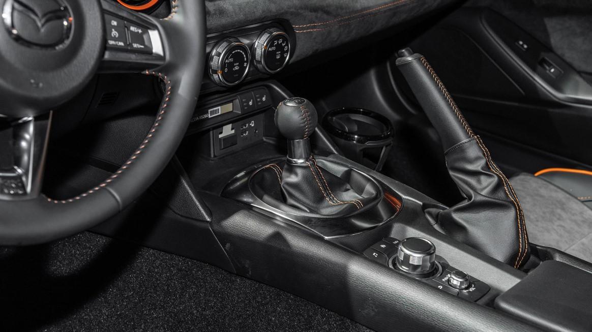 2020 Mazda MX-5 Miata Interior