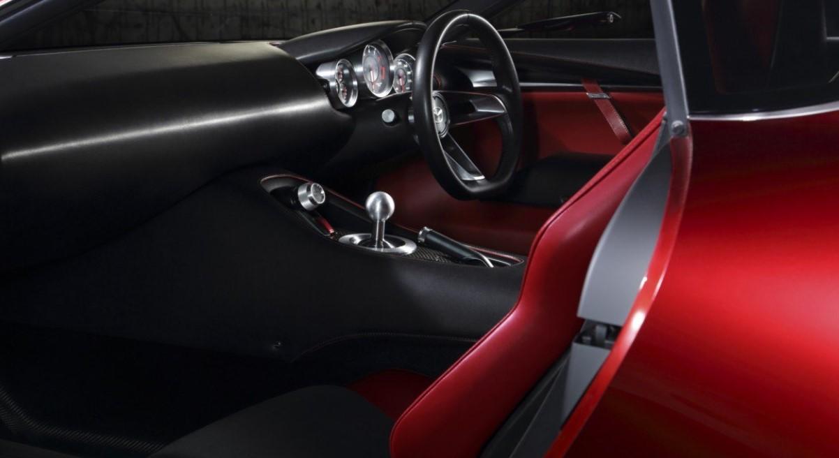 2020 Mazda RX-9 Interior