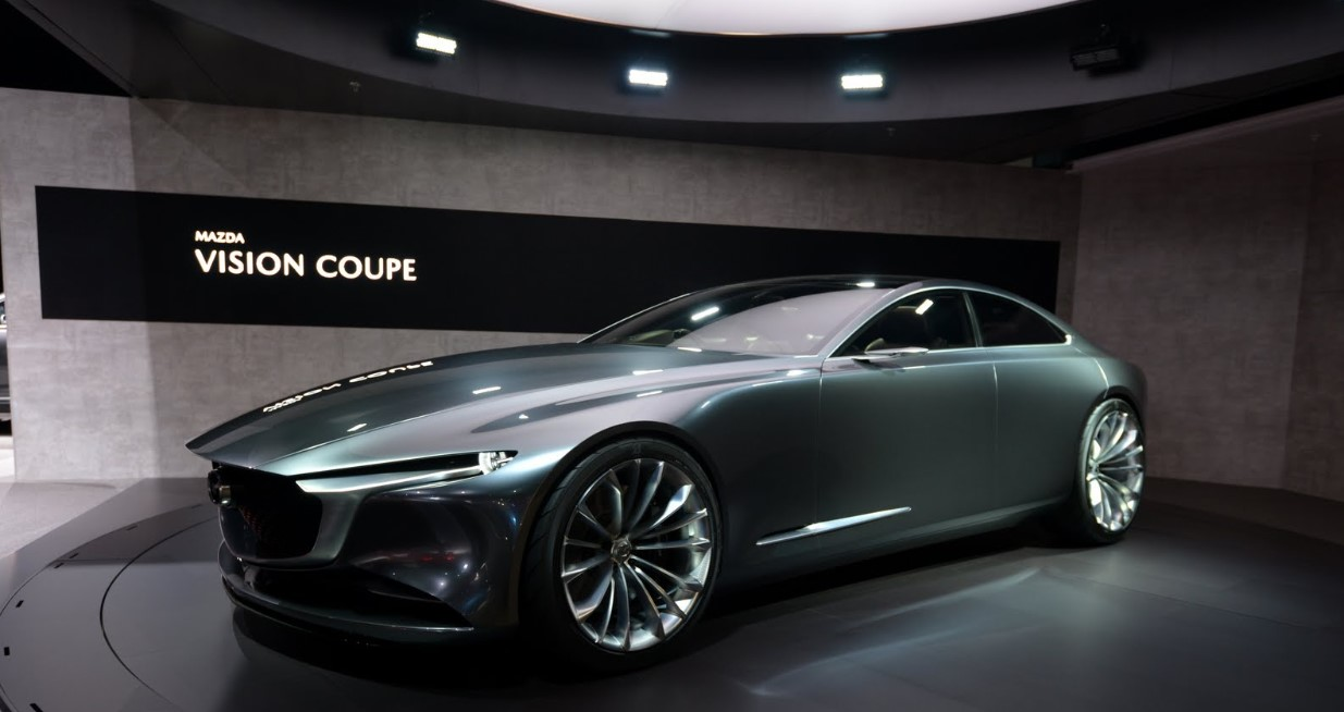 2020 Mazda RX9 Exterior