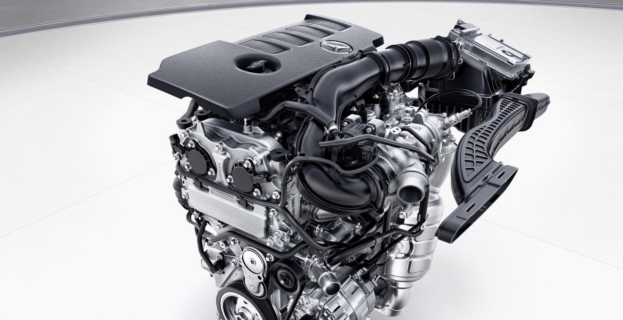 2020 Mercedes Benz A Class Engine