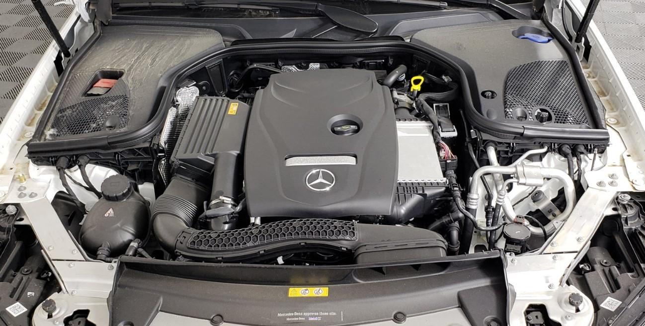 2020 Mercedes Benz E Class Engine