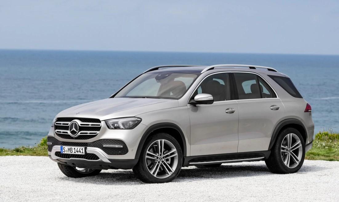2020 Mercedes-Benz GLE-Class Exterior