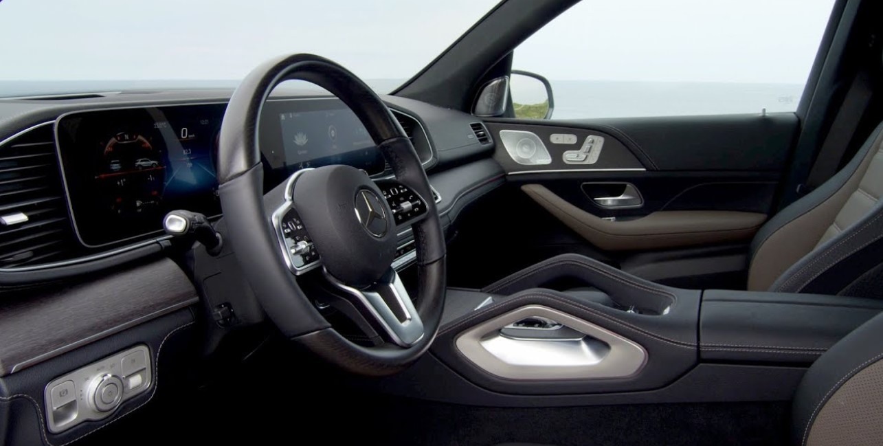 2020 Mercedes-Benz GLE-Class Interior
