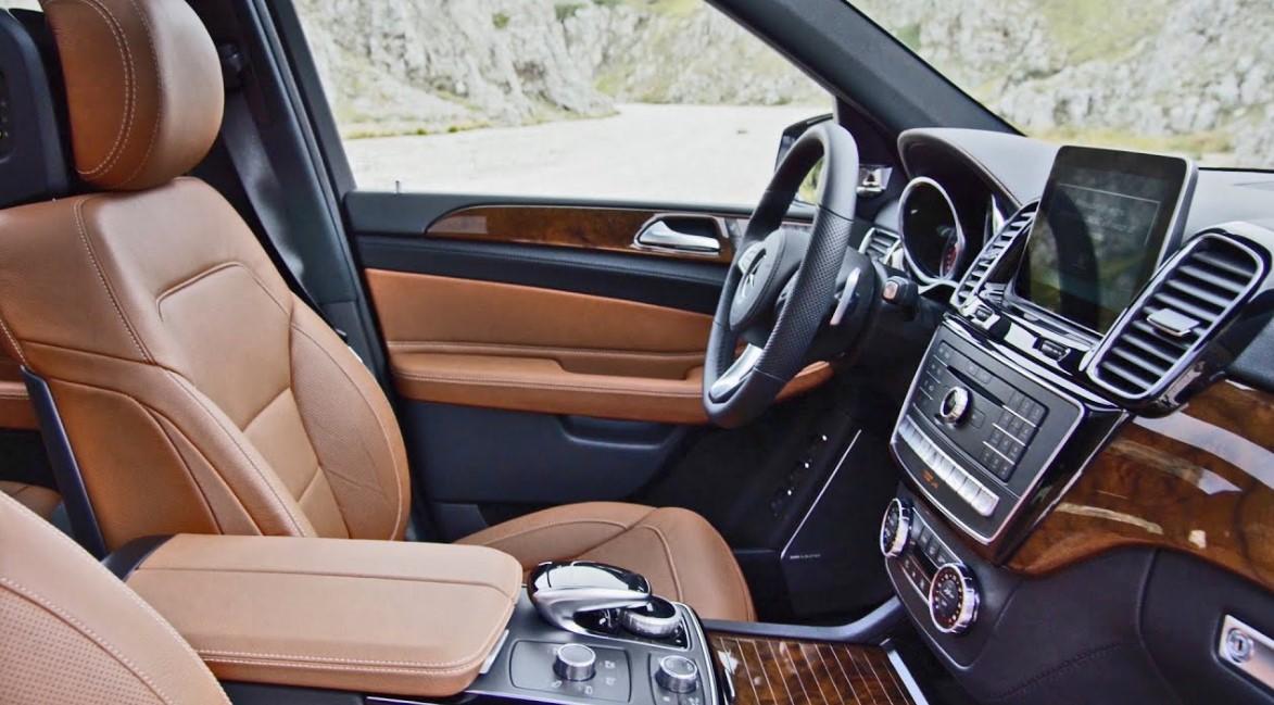 2020 Mercedes GLS 450 Interior
