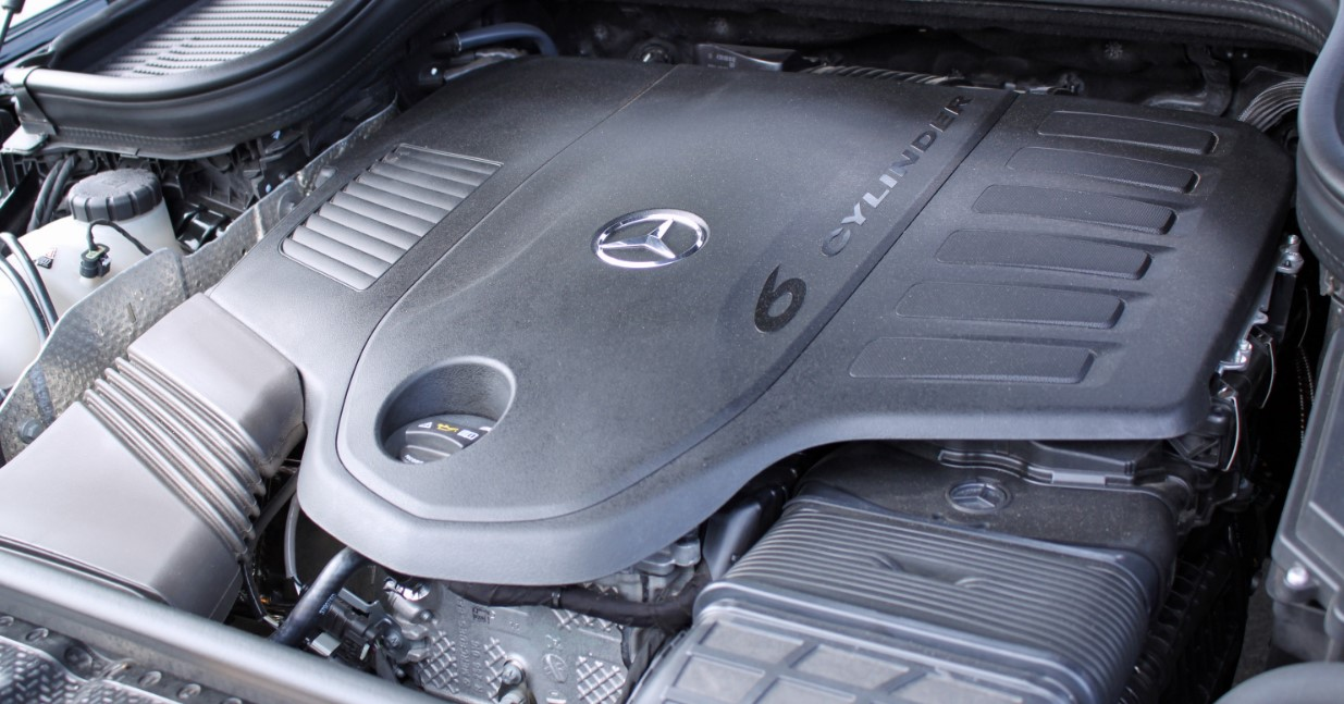 2020 Mercedes GLS Engine