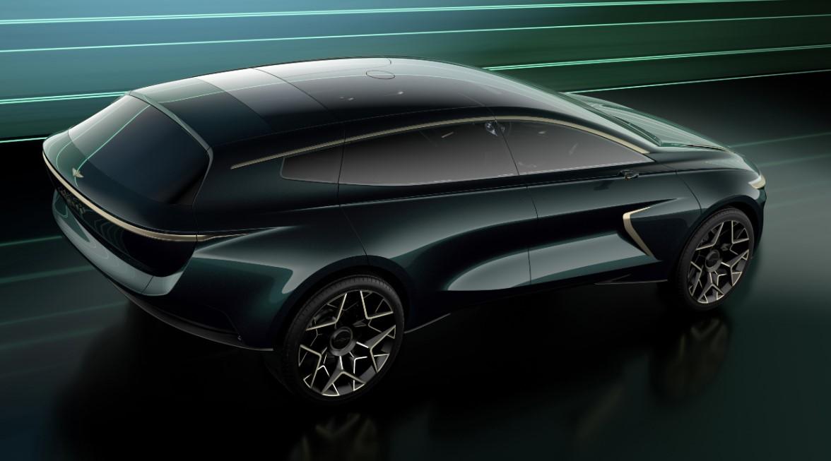 2021 Aston Martin Lagonda Engine