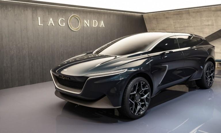 2021 Aston Martin Lagonda Exterior