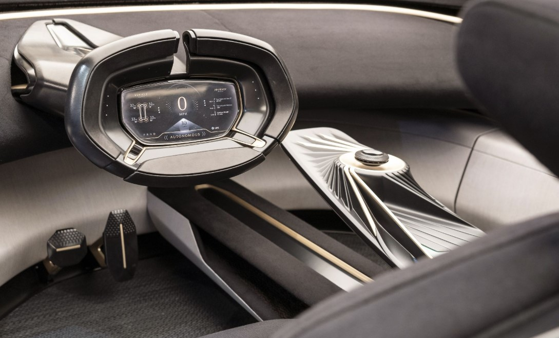 2021 Aston Martin Lagonda Interior