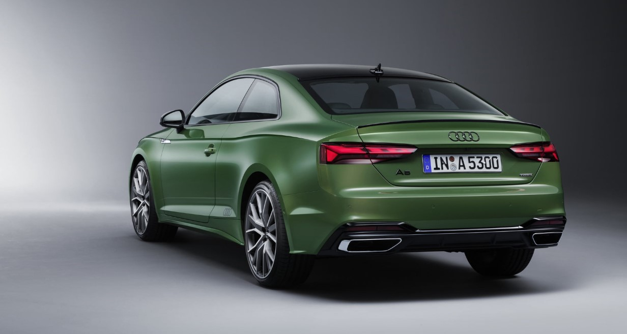 2021 Audi A5 Engine